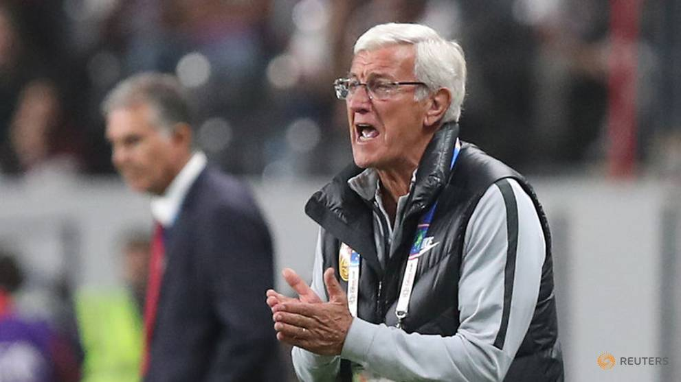 d11ab3f28a0 Football  Italy s Lippi returns as China coach - CNA