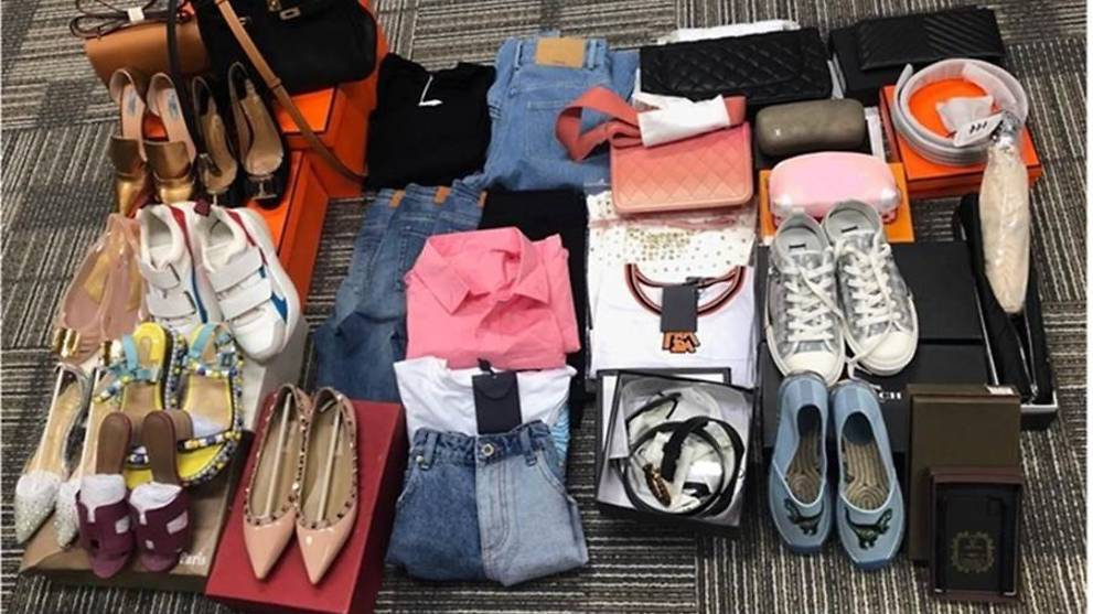 3 arrested for allegedly selling counterfeit goods in City Plaza - CNA