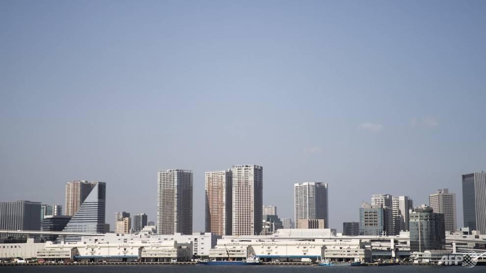 earthquake causes tokyo buildings to shake ahead of trump visit