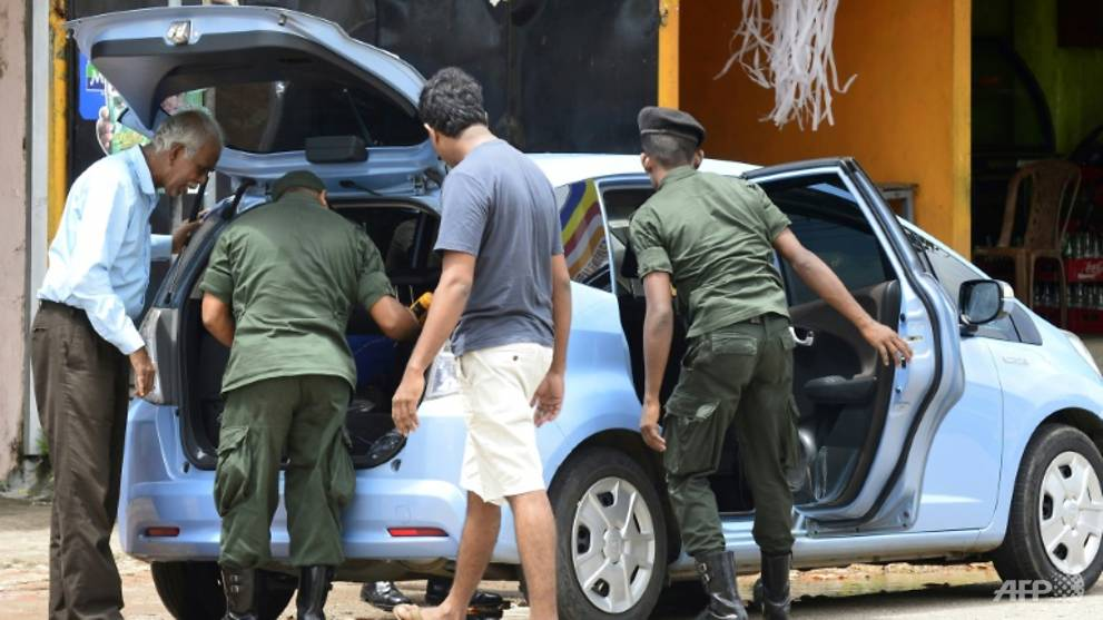 Sri Lanka detains nearly 100 in anti-extremist swoops