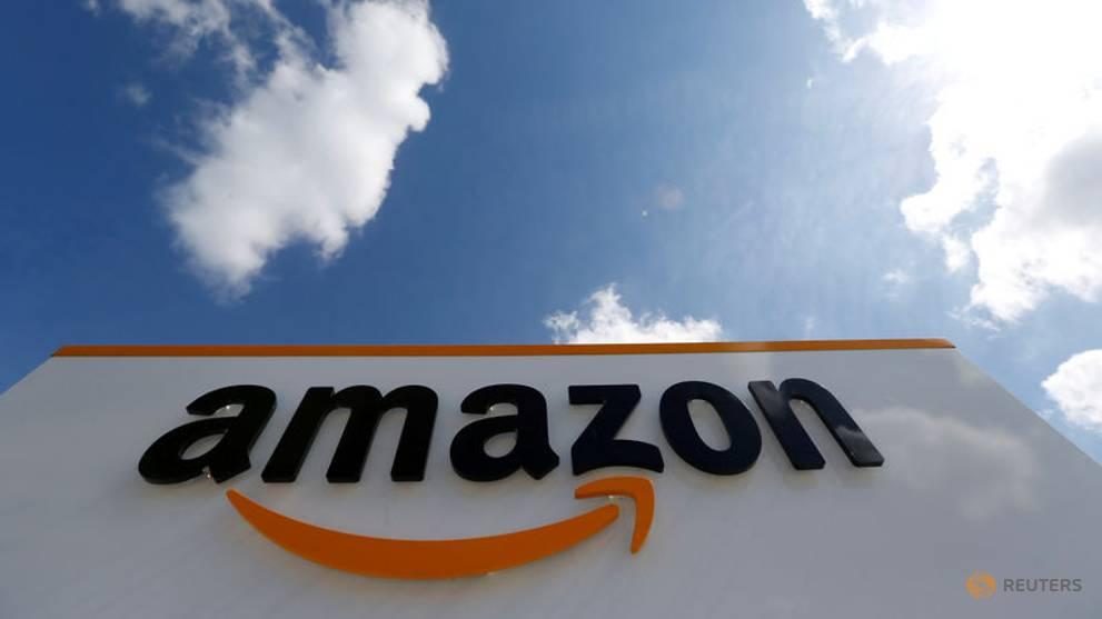 Amazon dethrones Google as top global brand: Survey - CNA