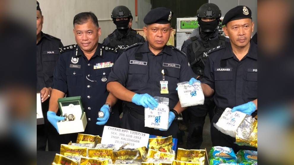 Malaysia police bust syndicate, seize RM16 5 million worth