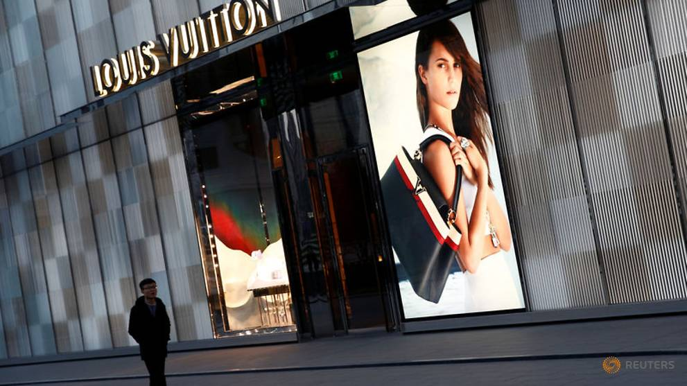 e30167b59d8 Louis Vuitton sees demand in mainland China picking up steam - CNA
