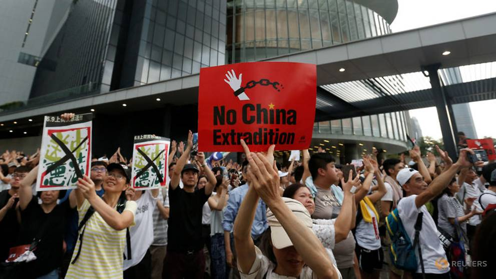 US warns extradition law changes may jeopardise Hong Kong's