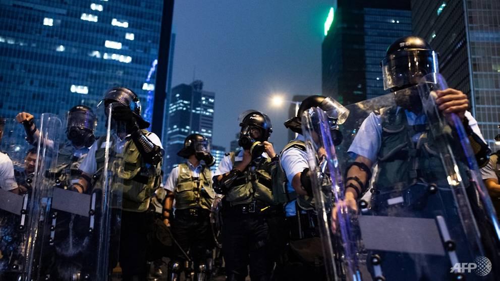 Hong Kong protests: Extradition Bill meeting postponed again