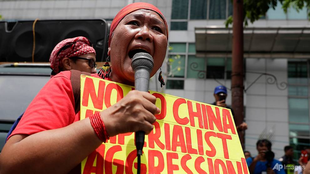China calls sinking of Philippines boat an 'ordinary maritime accident'