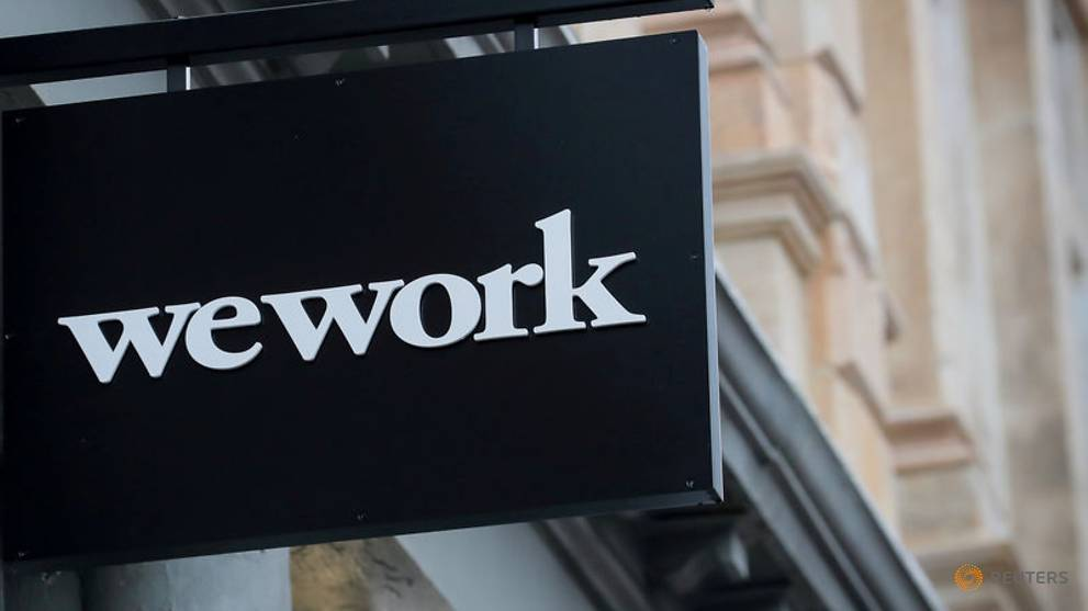WeWork looking to go public as early as September: Source - CNA
