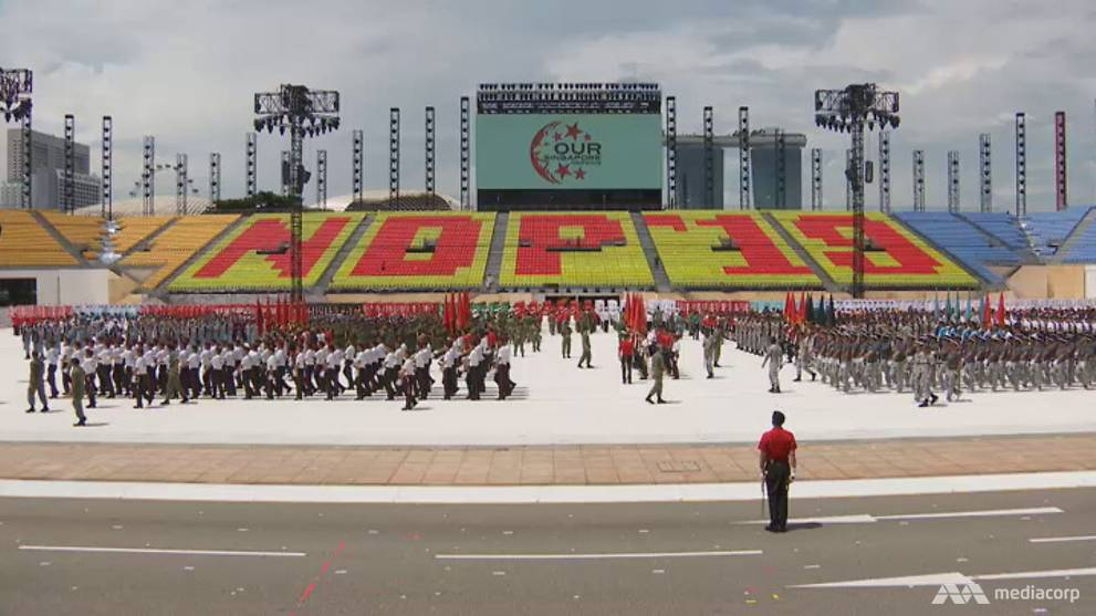 NDP 2019 declared an 'enhanced security special event