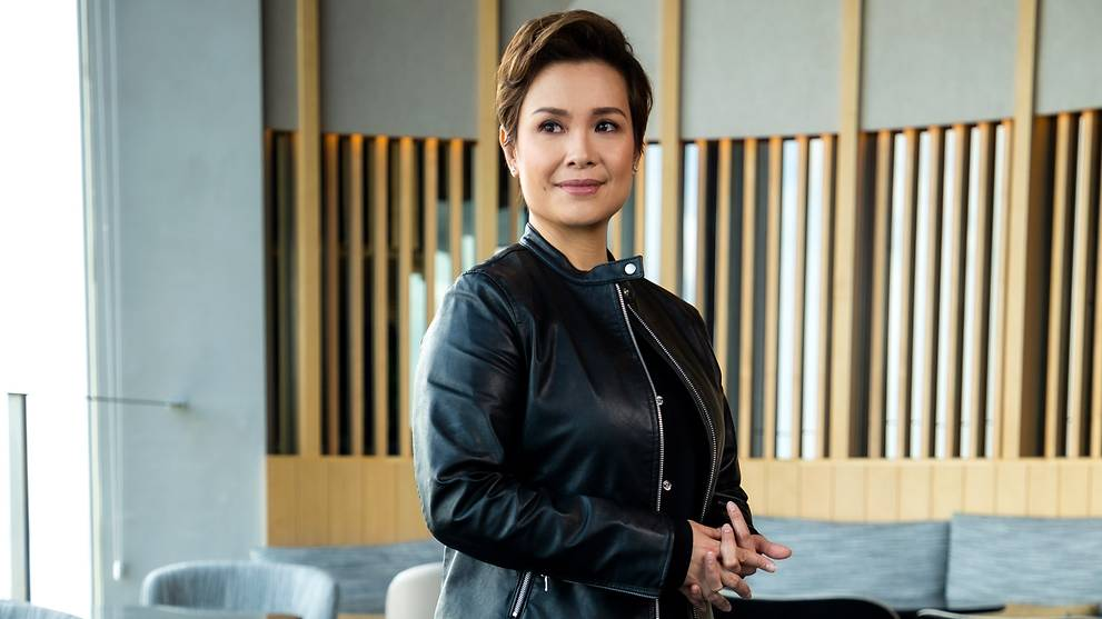 The Filipino singer-actress behind Aladdin's Princess Jasmine, Mulan and Miss Saigon will be playing Mrs Lovett, the murderous barber's human meat pie-making accomplice in the Stephen Sondheim production in Manila and Singapore this year.
