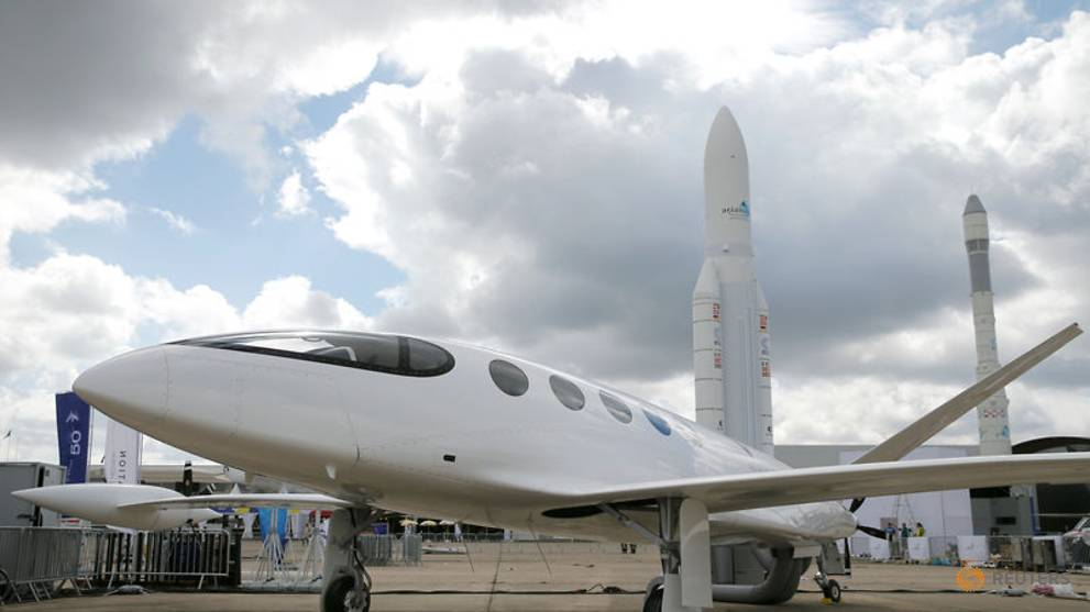 An electric plane capable of flying up to 650 miles with nine passengers made its debut at the Paris Airshow on Tuesday, with its manufacturer targeting regional commuter routes such as the French capital to the southern city of Toulouse.