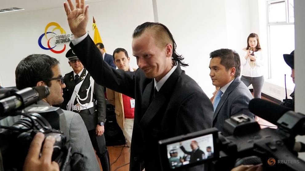 An Ecuadorean judge on Thursday ordered that a Swedish citizen and personal friend of WikiLeaks founder Julian Assange be freed, two months after he was detained for alleged participation in a hacking attempt on the government.