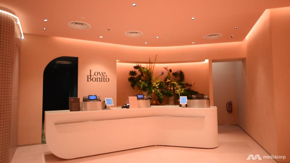 Love, Bonito's opening of its biggest physical store yet in Funan may be a sign where online shopping will head to next, says NUS Business School's Associate Professor Tan Soo Jiuan.