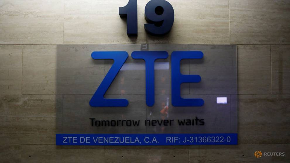 China's ZTE follows Huawei with Brussels cybersecurity lab - CNA