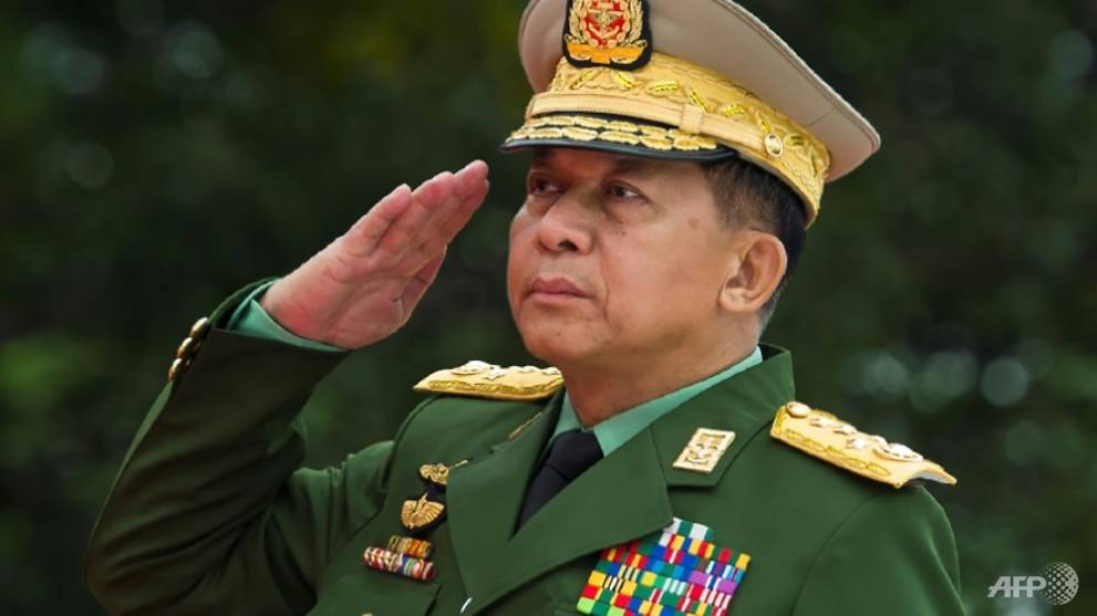 US travel ban on Myanmar army chief not enough, says UN