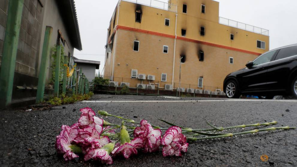 Suspected arsonist planned Japan's worst mass killing in 18 years: Reports