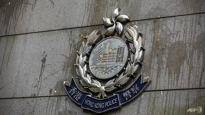 Polisi Hongkong Mengungkap Lab Bahan Peledak