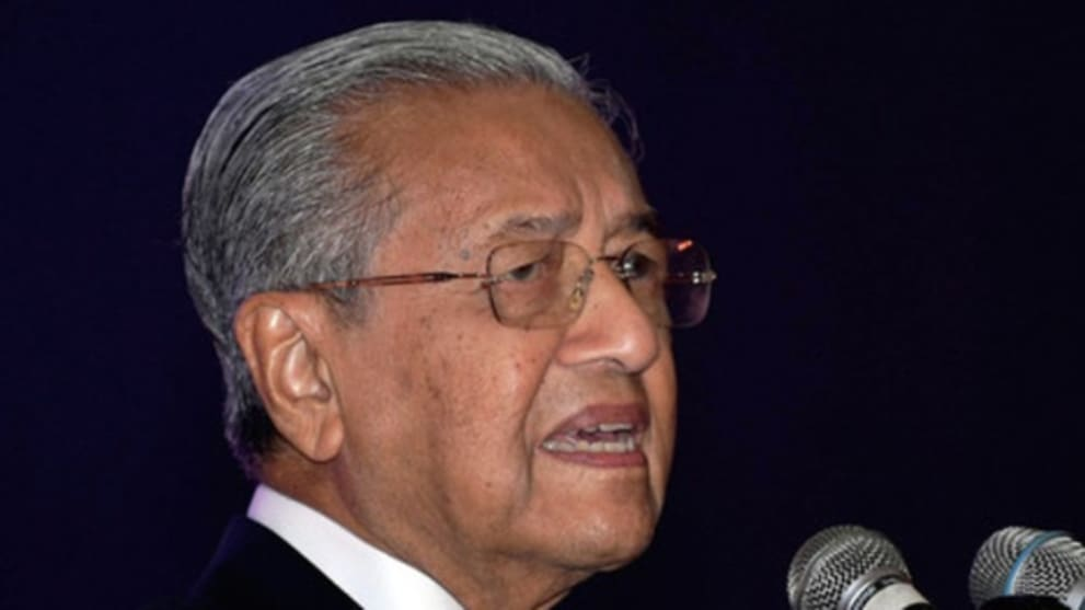 Commentary: Mahathir holds all the keys to Malaysia's political