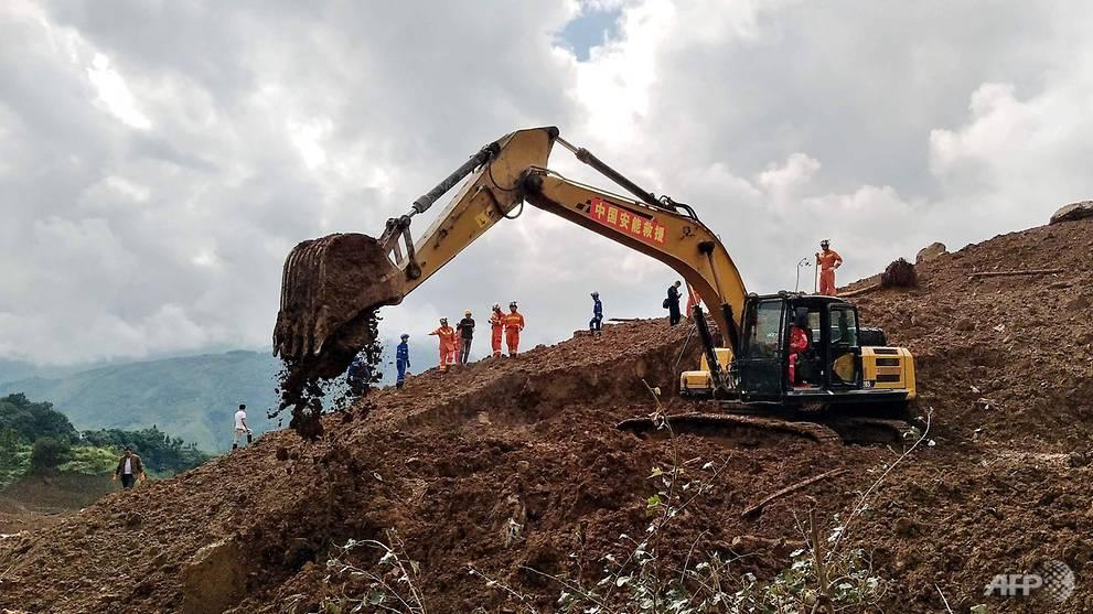 13 dead, dozens missing in Guizhou landslide - CNA