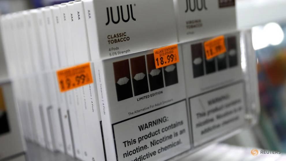 High-nicotine e-cigarettes flood market despite FDA rule - CNA