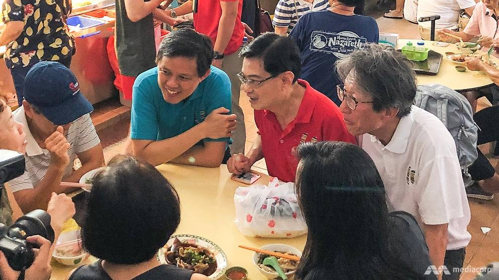 PAP takes governance seriously, says DPM Heng as he rebuts Tan Cheng Bock's comments
