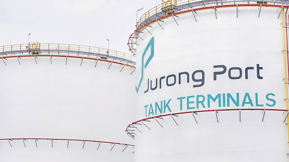 Company in jurong island – Asean Breaking News