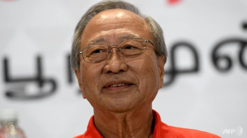 PSP 'strongly' urges Government not to hold General Election amid COVID-19 crisis: Tan Cheng Bock
