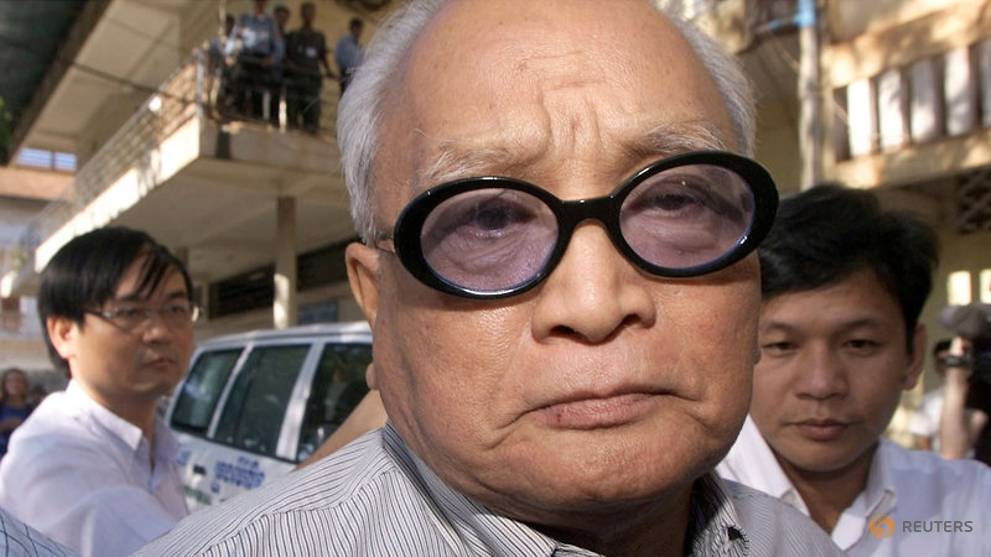 Cambodian Khmer Rouge's chief ideologist dies - CNA
