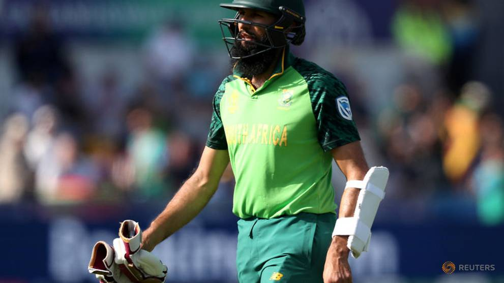 South Africa's Amla retires from international cricket - CNA