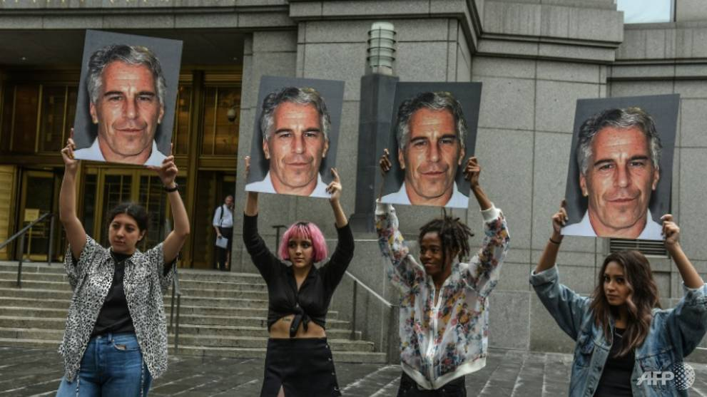I was terrified': How Epstein allegedly built a network of victims - CNA