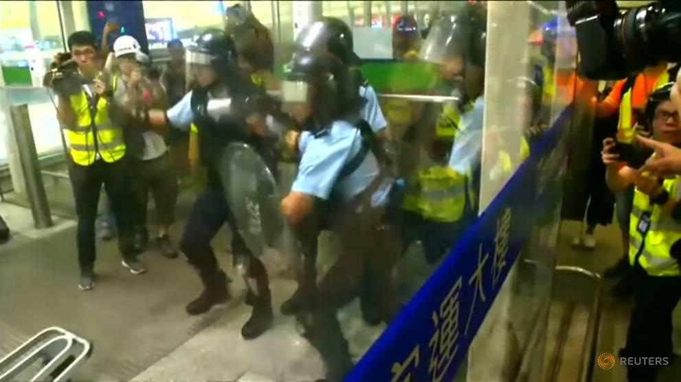 hong kong protests - photo #47