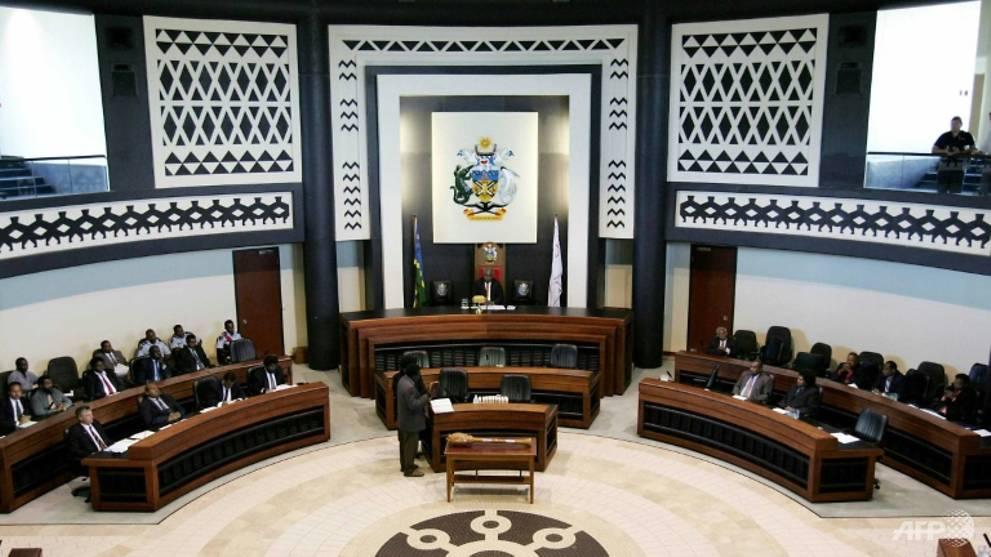 China, Solomon Islands sign agreement to establish diplomatic ties