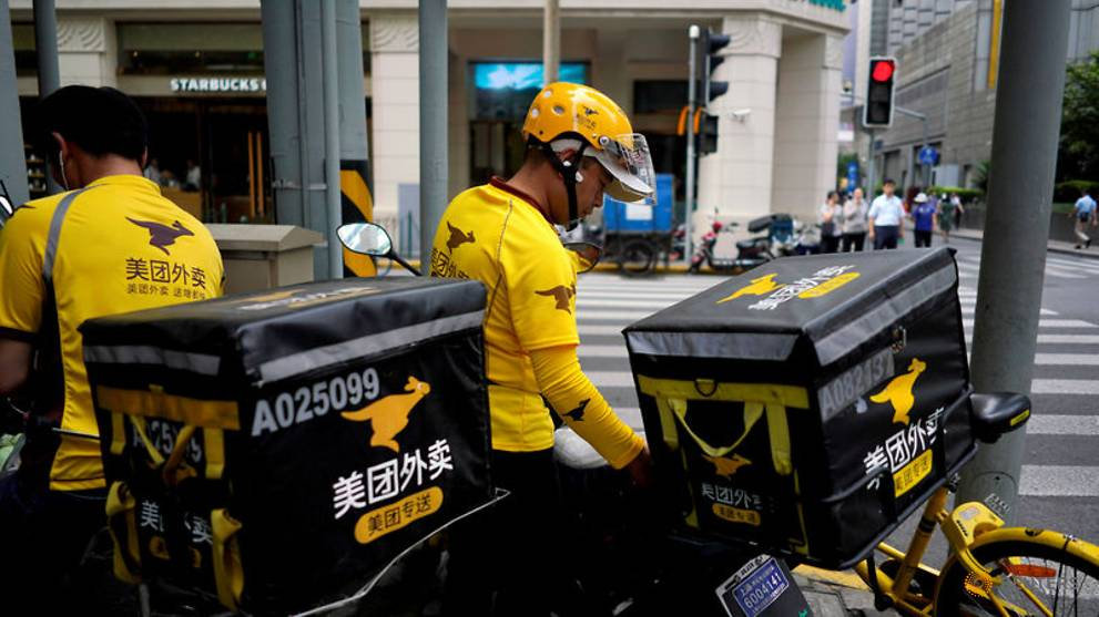 Chinese food delivery firm Meituan posts 51 per cent second-quarter revenue jump, beats view