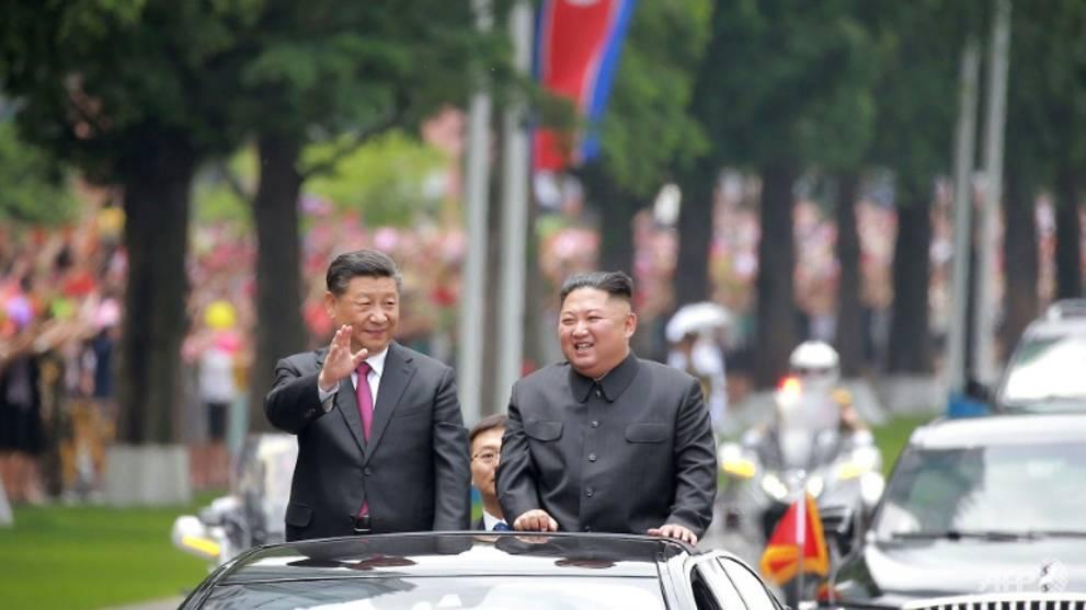 China backs North Korea amid deadlocked nuclear talks - CNA
