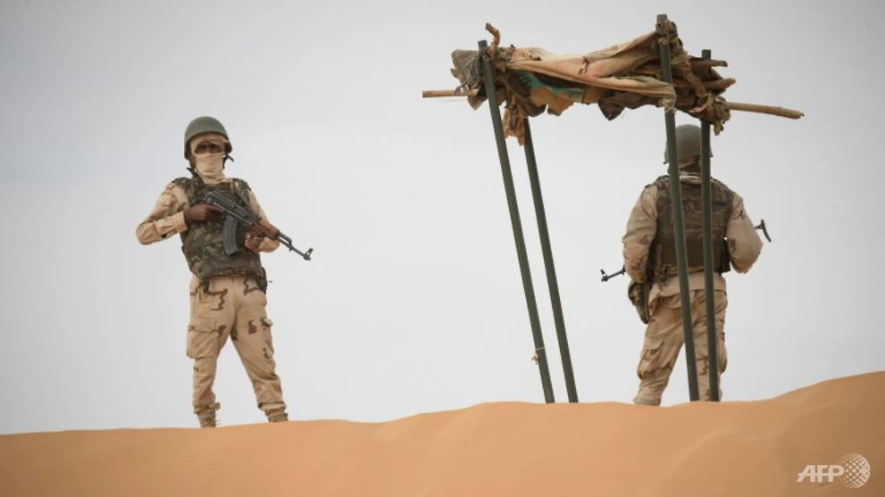 The Big Read: Battered in the Middle East, Islamic State