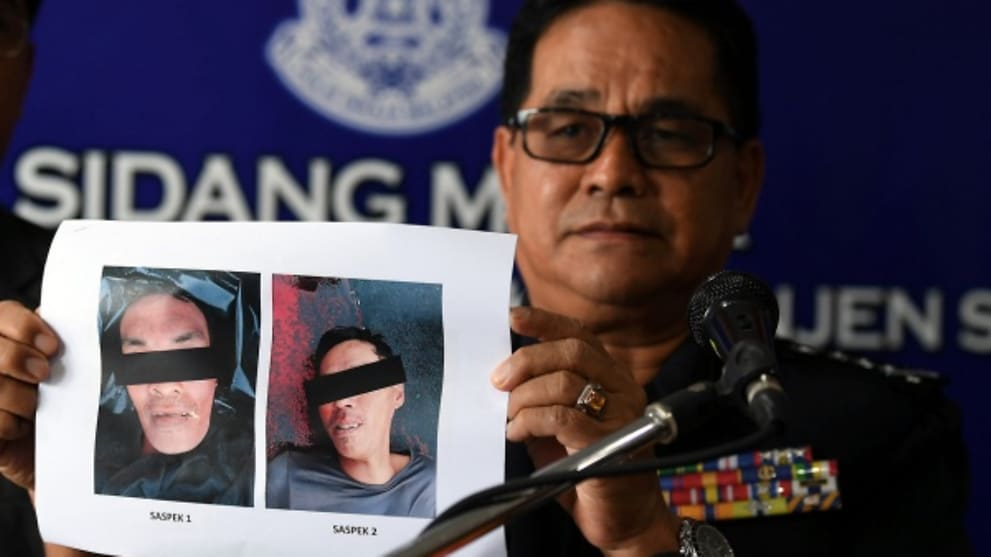 Two men killed in shootout with police in Sabah waters - CNA