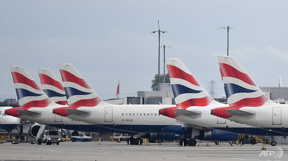 British Airways cancels almost all flights as it faces first