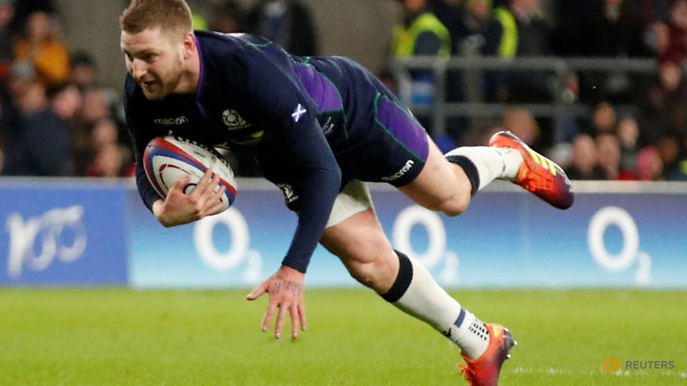 Of style and stone, Russell the key to Scots' World Cup hopes