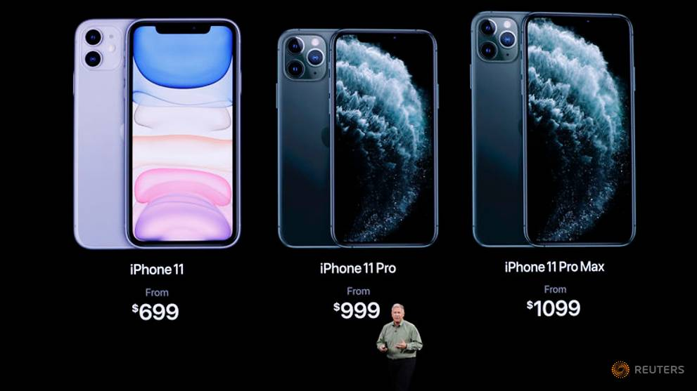 Commentary: With iPhone 11, Apple is playing catch-up - CNA