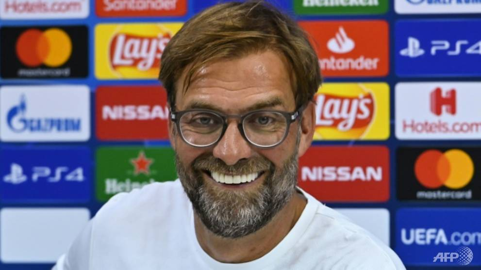 Football: Liverpool didn't 'go nuts' after Champions League win, says Klopp - CNA