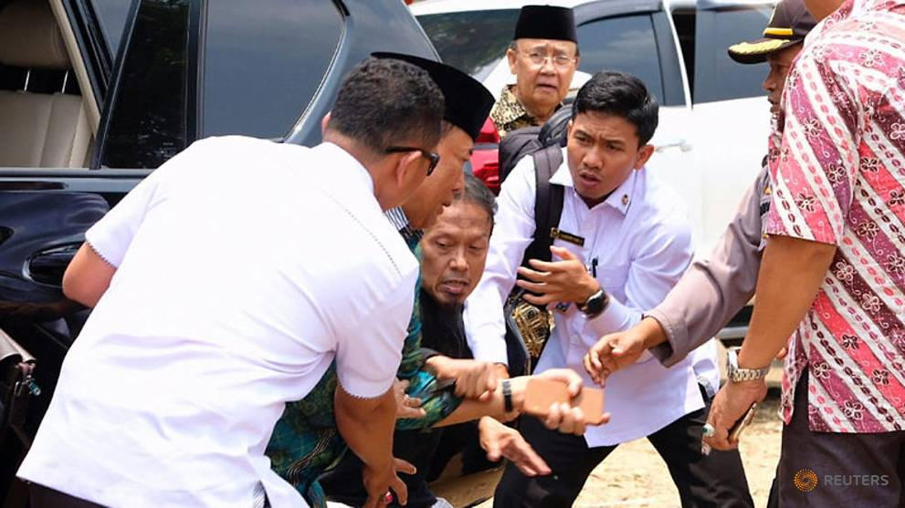 Indonesia jails Islamic State-linked couple who tried to assassinate minister