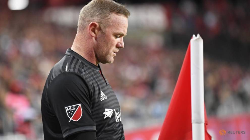 Football: Rooney's MLS adventure comes to sour end