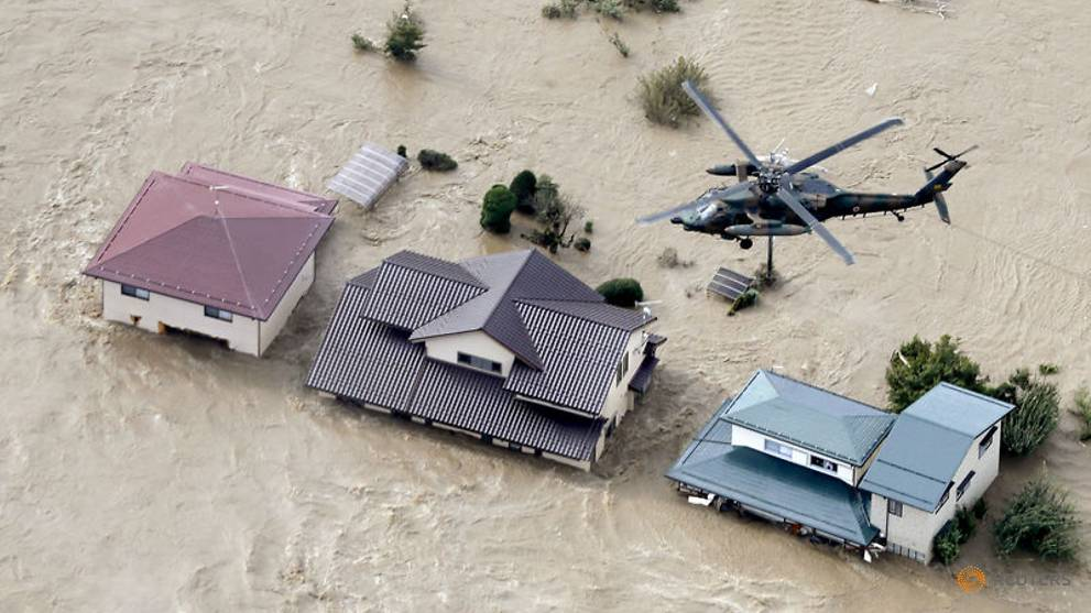 Extreme weather events in 2019: Killer typhoons, Venice floods and the Sydney smoke crisis - CNA