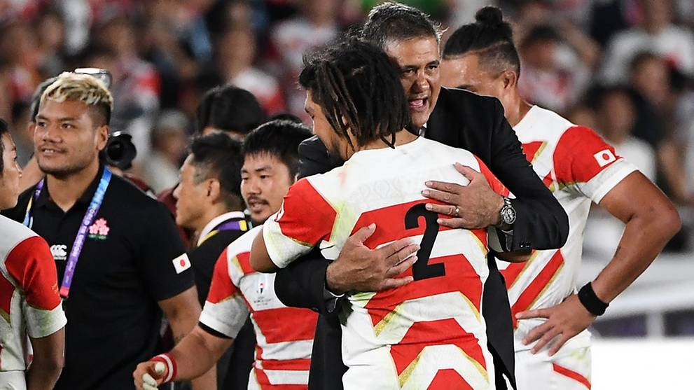 Rugby: Joseph to take Japan to next Rugby World Cup, ruling out All Blacks role - CNA