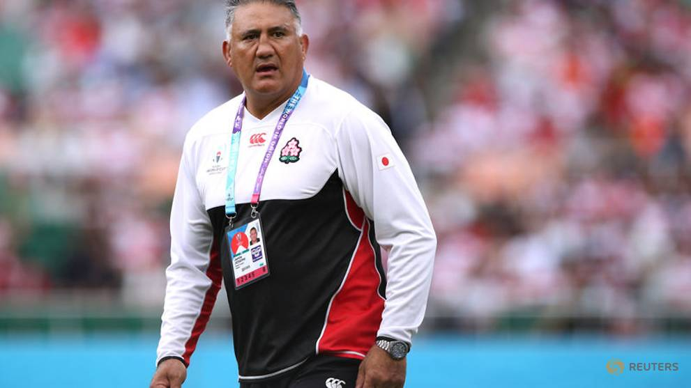 Rugby - Joseph renews contract with Japan through 2023 - CNA