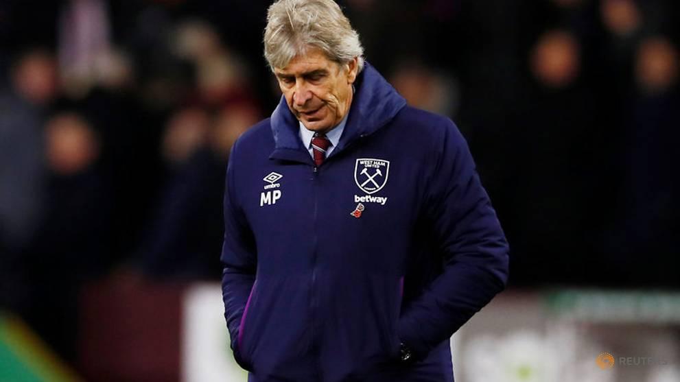 ผลการค้นหารูปภาพสำหรับ Tottenham boss Jose Mourinho 'not my friend, or enemy', says West Ham's Manuel Pellegrini