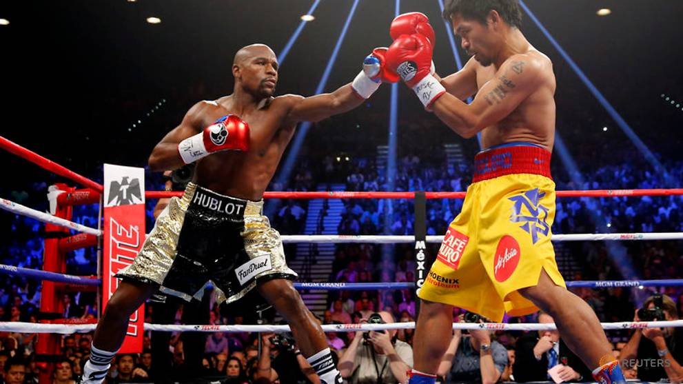Unhappy fans cannot sue over Mayweather-Pacquiao fight - US court