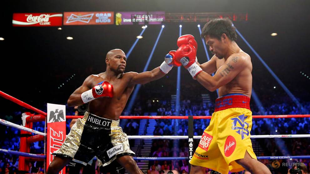 Boxing: Unhappy fans cannot sue over Mayweather-Pacquiao fight, says US court