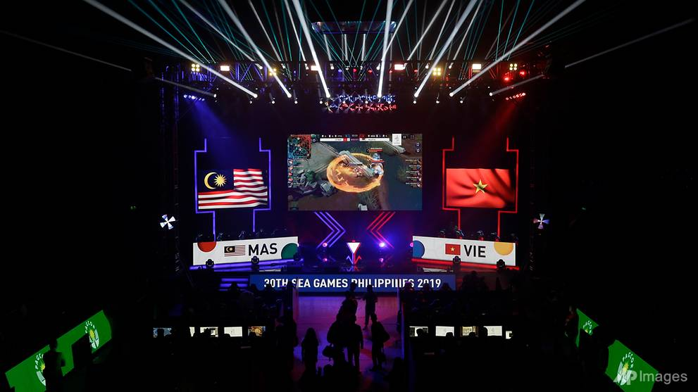Sea games mobile legends bang bang