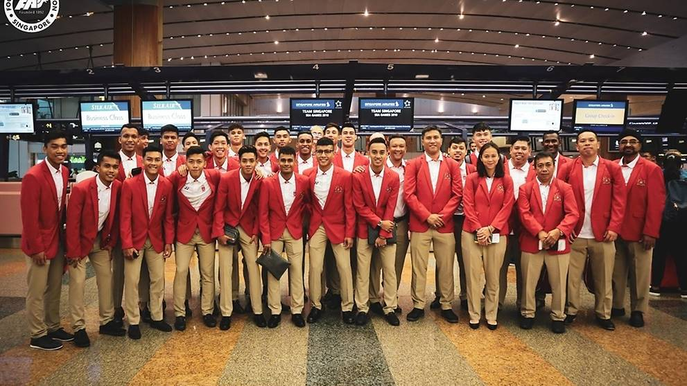 Nine Singapore footballers who broke curfew during SEA Games fined: SNOC