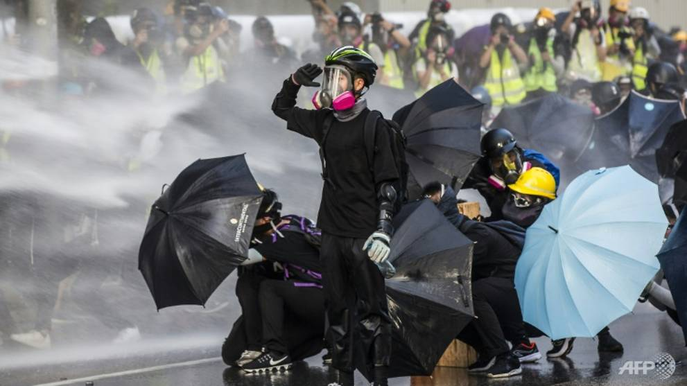 Protest-hit Hong Kong sees surge in depression, PTSD: Study